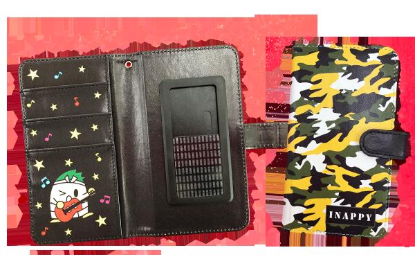 手帳型スマートフォンケース(マルチタイプ) 限定300個