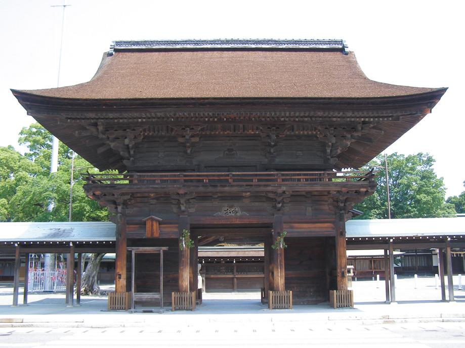 尾張大國霊神社(国府宮神社)