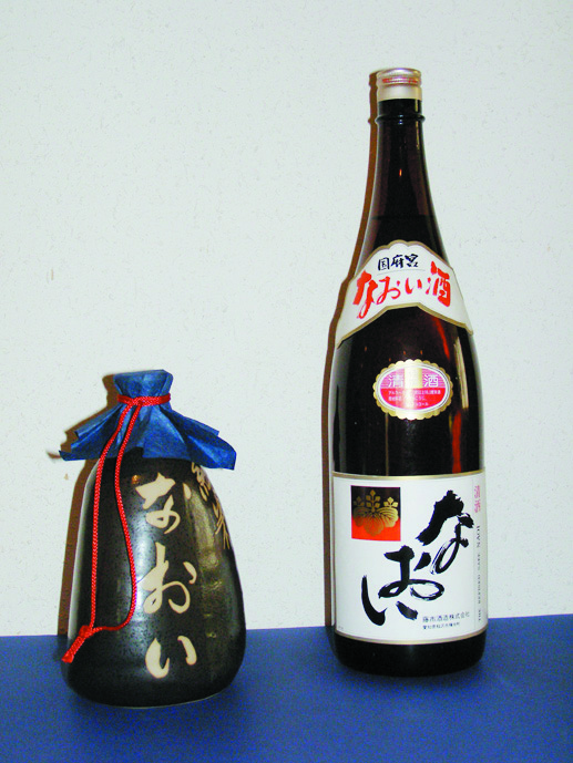 原酒・なおい・瑞豊・本みりん