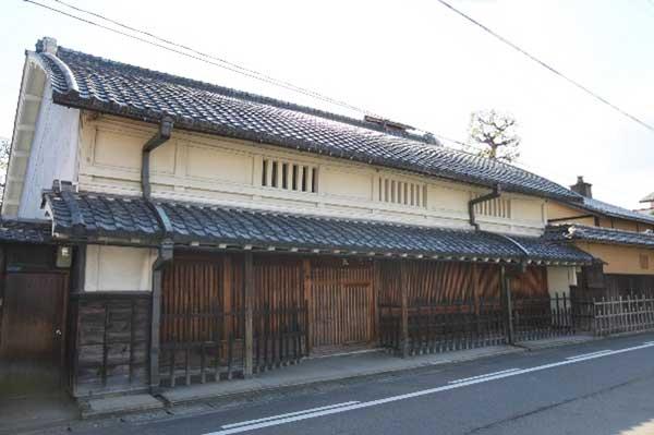 美濃路・稲葉宿跡2